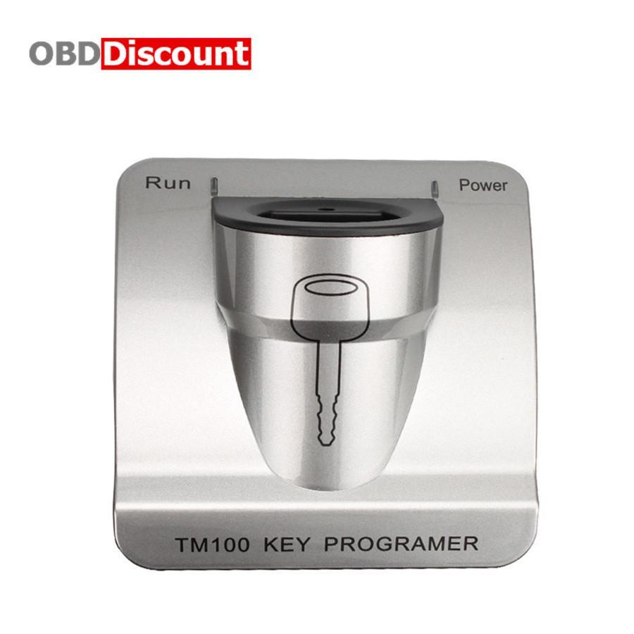 TM100 Transponder Key Programmer with Basic Module V6.08 TM100 Auto Key Programming Tool