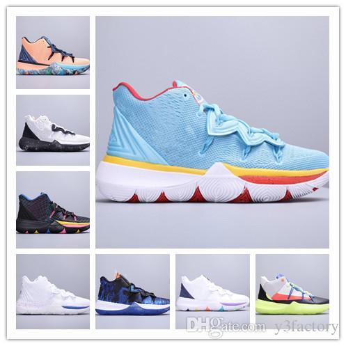 Mens Kyrie 5 Equality BHM Basketball