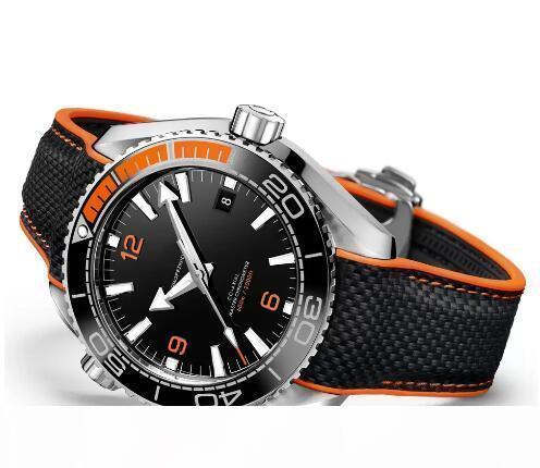 TOP Lüks Profesyonel 600m James Bond 007 izle Usta Eş Eksenli Otomatik Movment Paslanmaz Tuval Kayış Spor Erkek Kol saatı