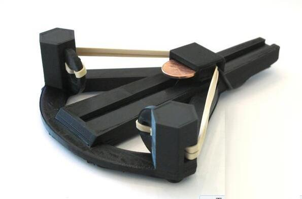 Бамбуковый арбалет Индивидуального заказа высокой точности высокого качества цифровых модели 3D печать сервис Смешные игрушки ST6048