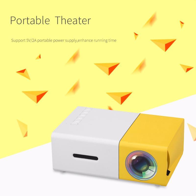 미니 프로젝터 X5 720P 안드로이드 Proyector 4K 풀 HD 2600 루멘 WIFI 스마트 폰 미디어 플레이어 Proyector 비머 홈 시어터