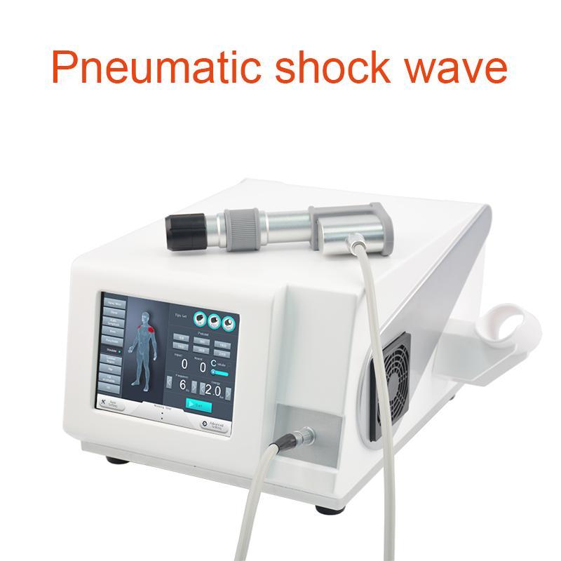 GAINSWAVE Shock Wave Body Shaping macchina pneumatica Shock Wave macchina onda elettrica alleviare il dolore Trattamento dell'artrite macchina ad alta energia