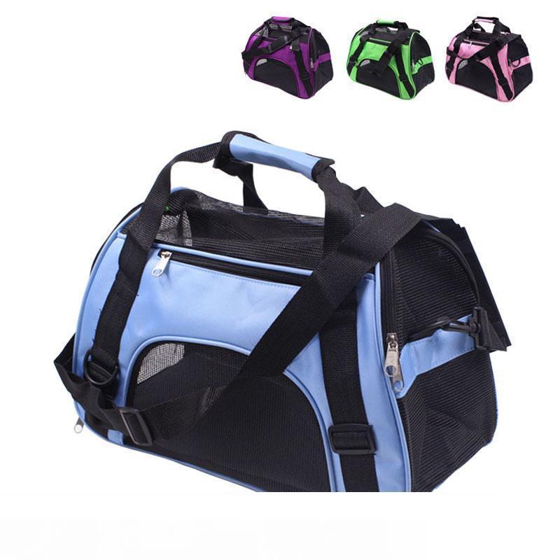 Vender Hot Outdoor Travel Bag Pet cão mochila pet portátil para fora saco de dobramento pet bolsa pendurada