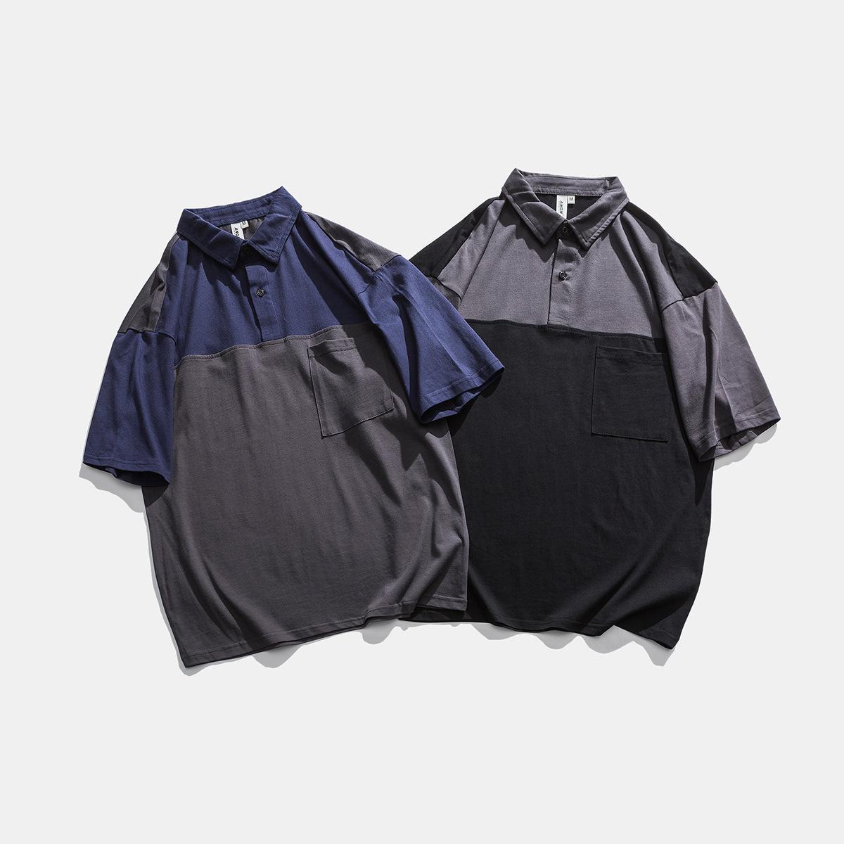 Nord Boundary uomini di usura dei 2020 nuovi stili della primavera 2020 Joint POLO T-shirt manica T202545