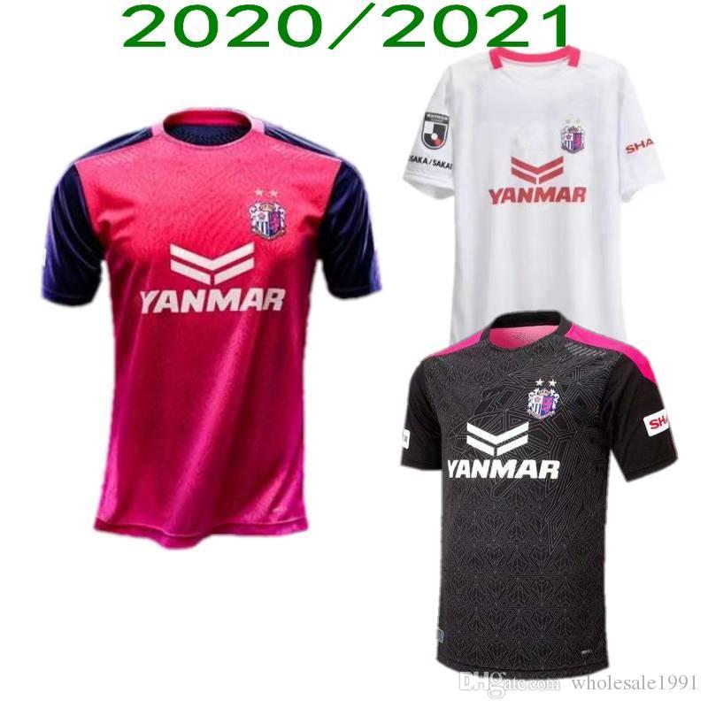 2021 2020/21 Cerezo Osaka Soccer Jerseys 2020 J1 League Soccer ...