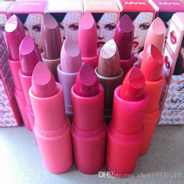 Марка Myx Matte Liquid Lipstick красоты Губы Макияж Водонепроницаемый ретро матовый блеск для губ Long Lasting LipGloss косметики 12 цветов груза падения