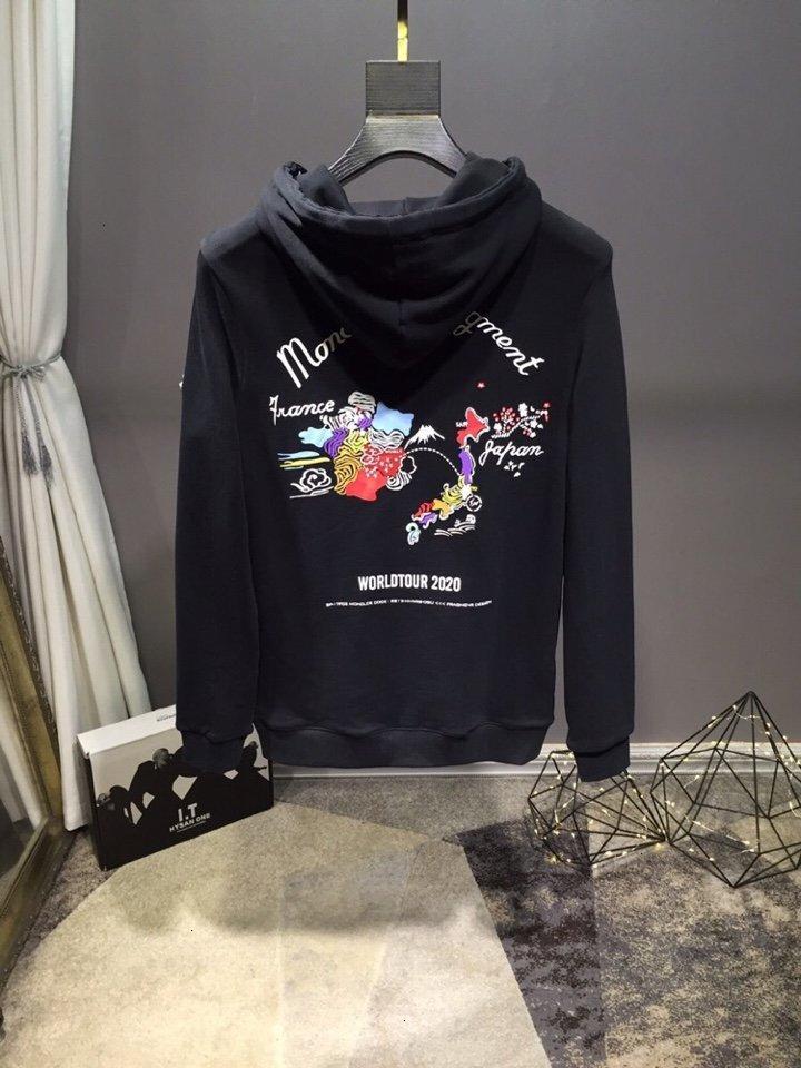 Pareja y el invierno 2019 otoño suéter con capucha suéter Pengda 20190925 # 005yunhui09 LXXU