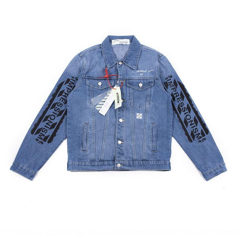 yH603 Winterpersonalized denim e lo stesso cappotto degli uomini Winterjacket personalizzato giacca di jeans wo stesso cappotto e delle donne