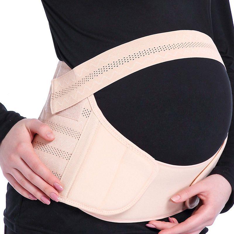 Pregnant Women Belts Maternity Belly Belt Waist Care Abdomen Support Belly Band Back Brace Pregnancy Protector B1