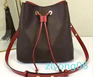 2019 nuove donne borsa borse a tracolla in pelle secchio di marche famose borse di qualità del corpo della traversa AC17