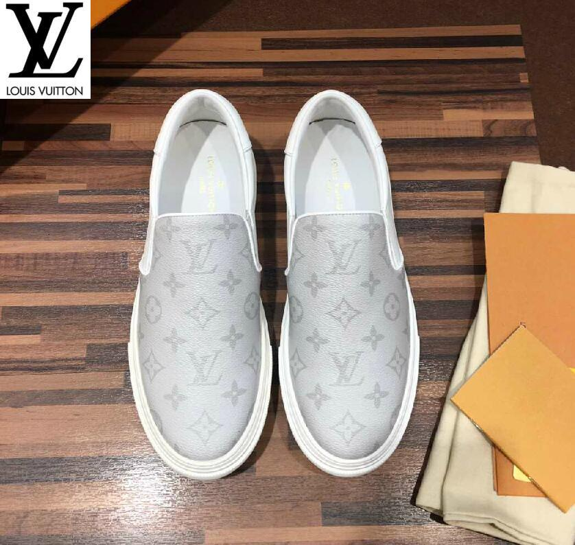 Chenfei2 RGH2 with original white leather stitching Men Dress Sneakers Loafers Moccasins Buckles Lace-Ups Boots Sandals Shoes