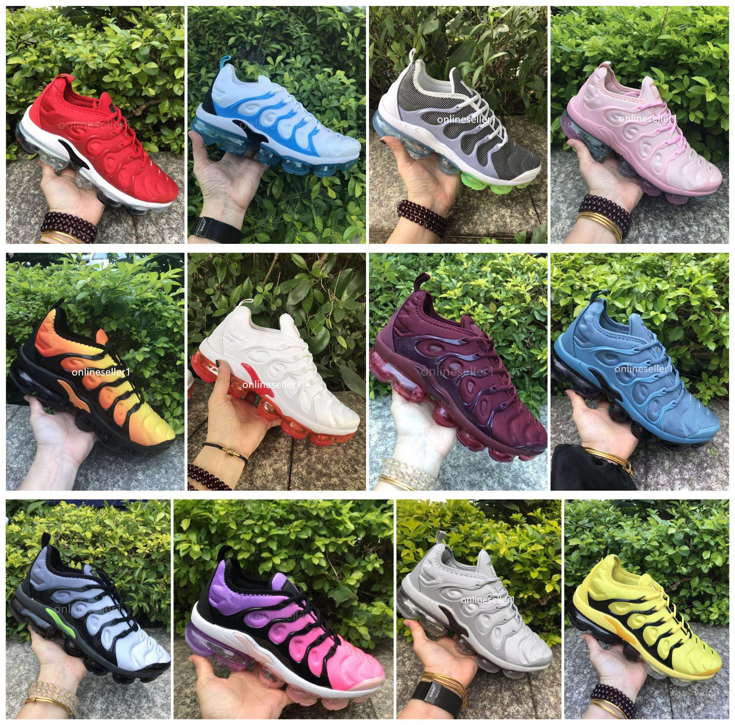 2020 Nova Triplo Preto Burgundy Running Shoes Designer Homens Mulheres do arco-íris Hiper persa azul violeta Sports Shoes Sneakers Com Box