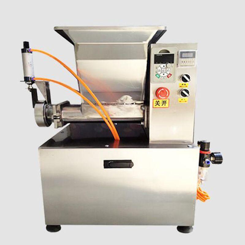 Étuvé commercial en acier inoxydable Machine à pain Petit pain cuit à la vapeur Machine de moulage pâte coupe machine machine à billes