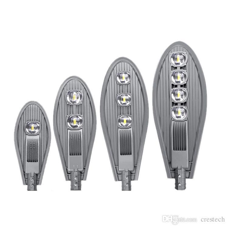 Poste de la lámpara de 100W punto LED de iluminación del camino Flood Street 6000-6500k Comercial Industrial enciende las luces LED de la calle