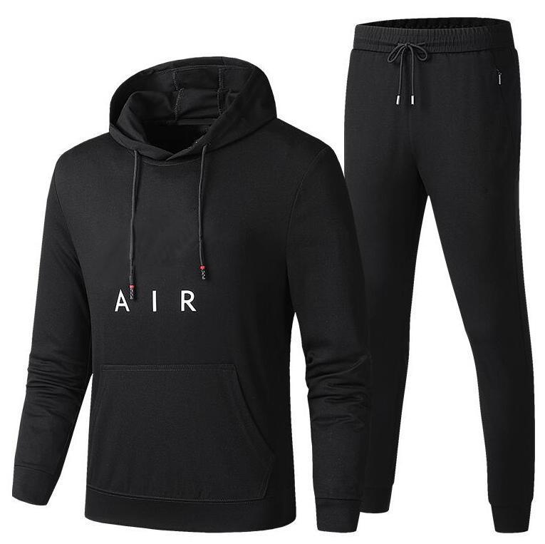 남성 Sportsuits위한 새로운 다만 남성 디자이너 운동복 패션 에어 브랜드 트랙 정장 편지와 높은 품질 남성 여성 바지 사이즈 L-5XL 탑