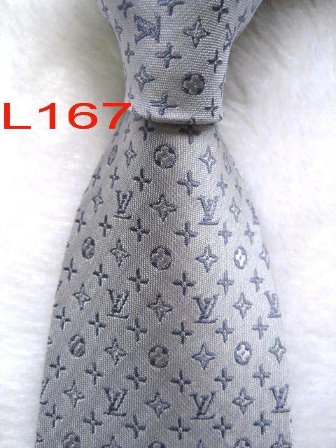 L167 #100%Silk Jacquard Woven Handmade Men's Tie Necktie