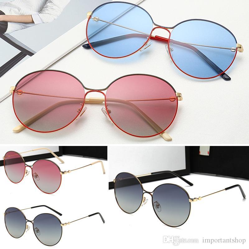 GUCCI 0395 Quadro de Luxo óculos de sol para homens Design de Moda completa proteção UV400 UV Lens Steampunk Verão Quadrado Comw com pacote