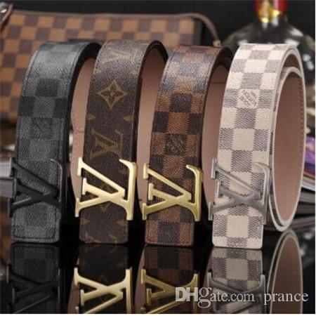 2020 Belt Designers Belts Mens Belts Designers Belt Snake Luxury Belt Leather Business Belts Womens Big Gold Buckle 158