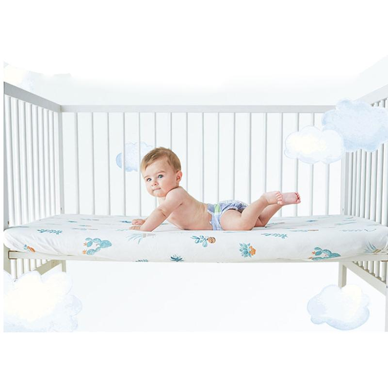 2019 Hot Knitted Cotton Baby Crib Sheets Breathable Baby Bed Mattress Cover Protector Soft Crib Sheets Newborn Bedding Boy Bedding Sets Twin Boy Twin Bedding Sets From Sugarher 17 97 Dhgate Com