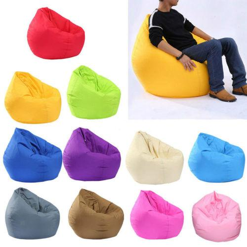 Outstanding Large Bean Bag Gamer Beanbag Adult Outdoor Gaming Garden Big Arm Chair Wedding Chair Covers To Buy Kitchen Chair Slipcovers From Bdhome 26 29 Inzonedesignstudio Interior Chair Design Inzonedesignstudiocom