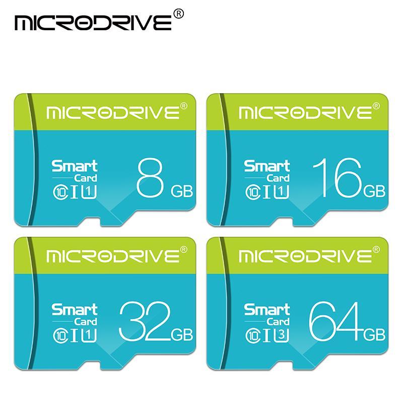 الدرجة العالية السرعة 10 بطاقة مايكرو الذاكرة SD 16GB 32GB فلاش USB بطاقة الذاكرة الرقمية المؤمنة 64GB 128GB فريق العمل بطاقة EVO cartao دي ذاكرة لللهاتفك الذكي