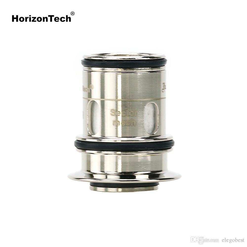 HorizonTech Falcon II Coil 0.14ohm bobine sostitutive 75W Potenza Progettato per 3pcs HorizonTech Falcon II serbatoio / pack 100% autentico