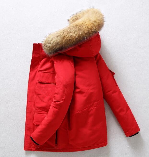 HOT Designer Jackets Winter Jacket Mens White Duck Down Jacket With Hoodies Black Blue Luxury 5 colour Man Fashion keep warm Down Jackets