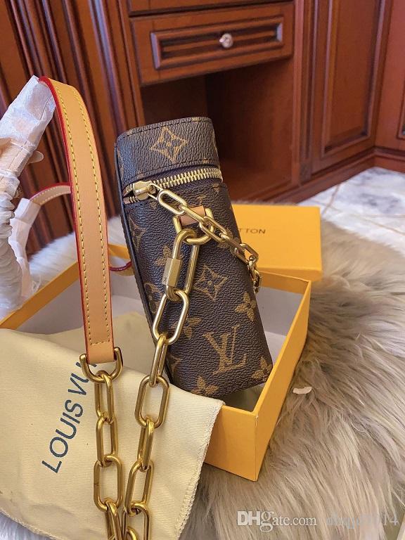 borsa in pelle diagonale moda femminile borsa del marchio di usura diagonale stile caldo rete mobile bag primavera del messaggero delle donne