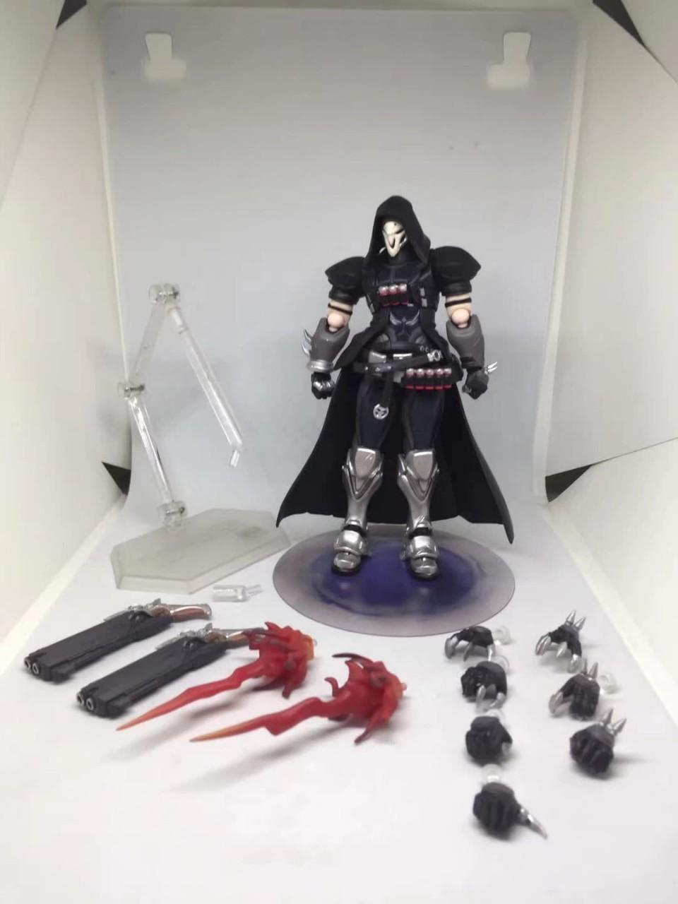Animated Game around Watch Pioneer Super Movable Figma393 Death Model Hand to Do Doll Decoration