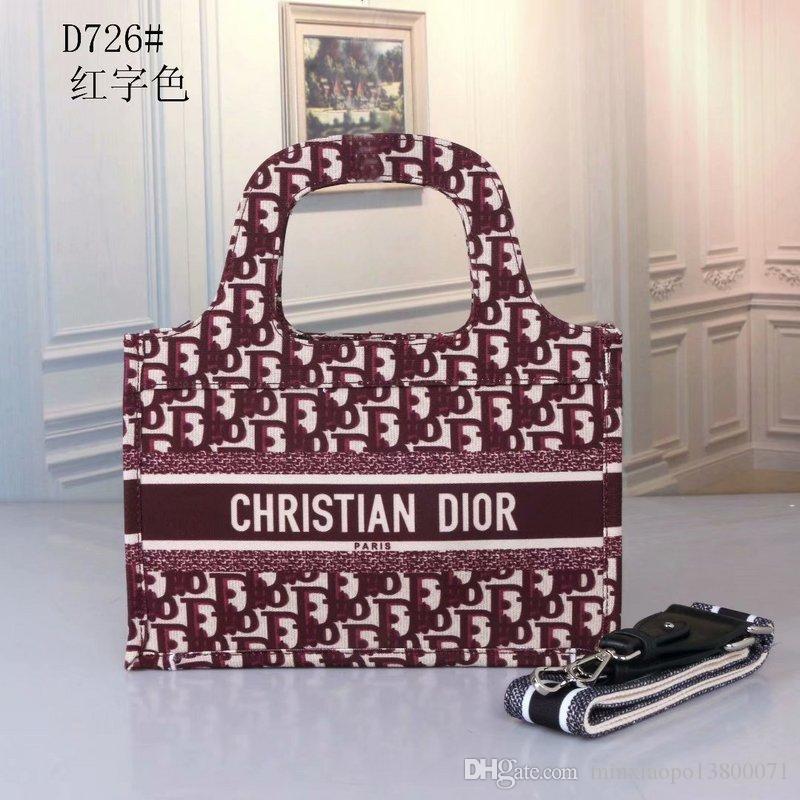 marca bag borsa del progettista di stampa classico tipo del sacchetto cuscino di disegno donne del progettista mini 21 * 14 * 12cm borsa a tracolla progettista