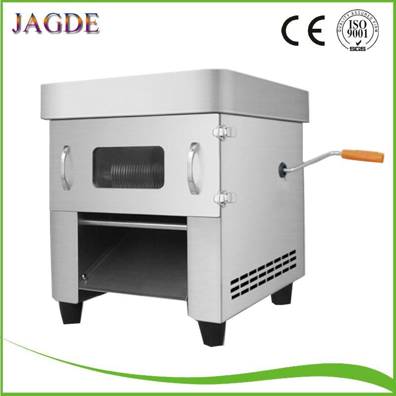 Nouvelle lame en acier inoxydable commercial viande manuel de coupe de machine-outil de coupe Slicer Accueil hachoir à viande Dicing machine