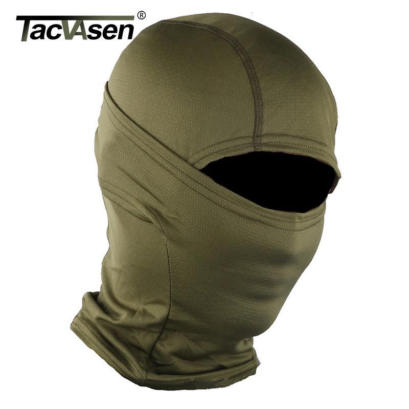 TACVASEN Multicam камуфляж тактический капюшон Маска Quick Dry Hunt Full Face Mask пейнтбол военная игра шлем армия военная Маска MX191130