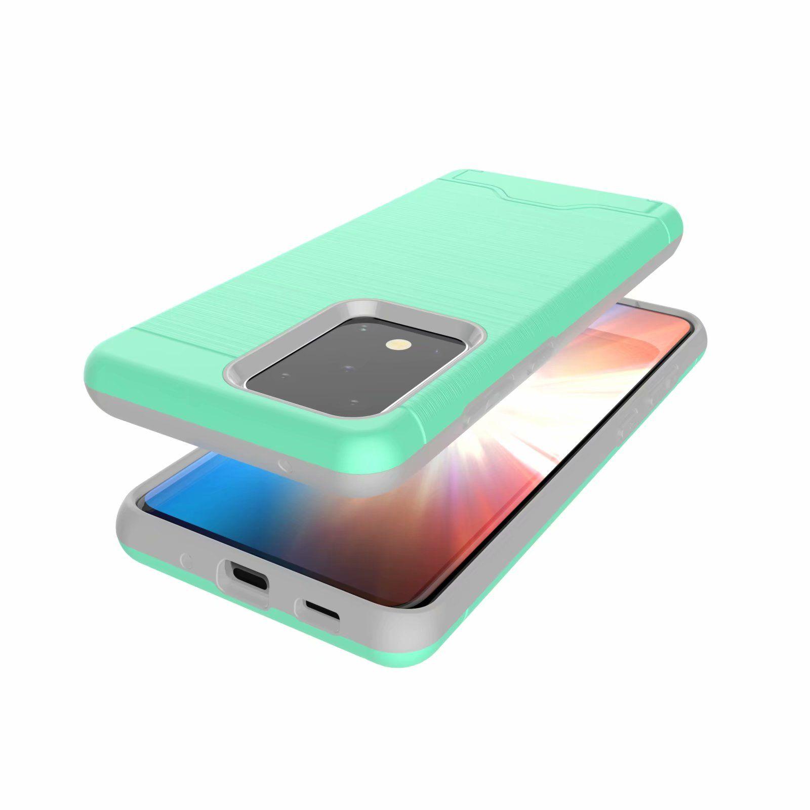 Для Samsung Galaxy S20 Ультра Дело Благородный карты Ультра-тонкий жесткий чехол для PC Back Cover Красочные Защитные наклейки чехол для Samsung Galaxy S20 Ультра