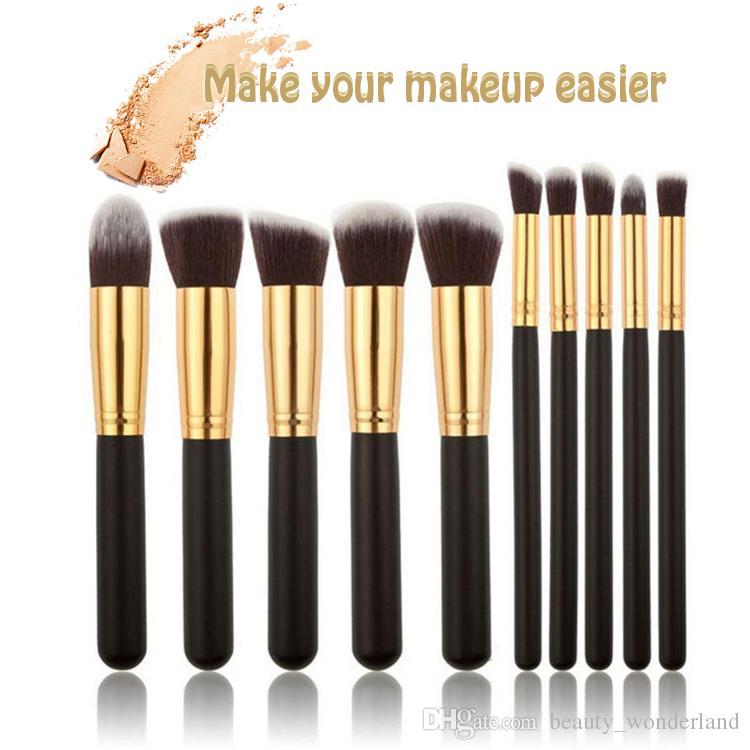 Лучшее качество 15 шт./комплект макияж кисти комплект основа красоты порошок румяна лицо смешивания кисти косметический MakeupTools