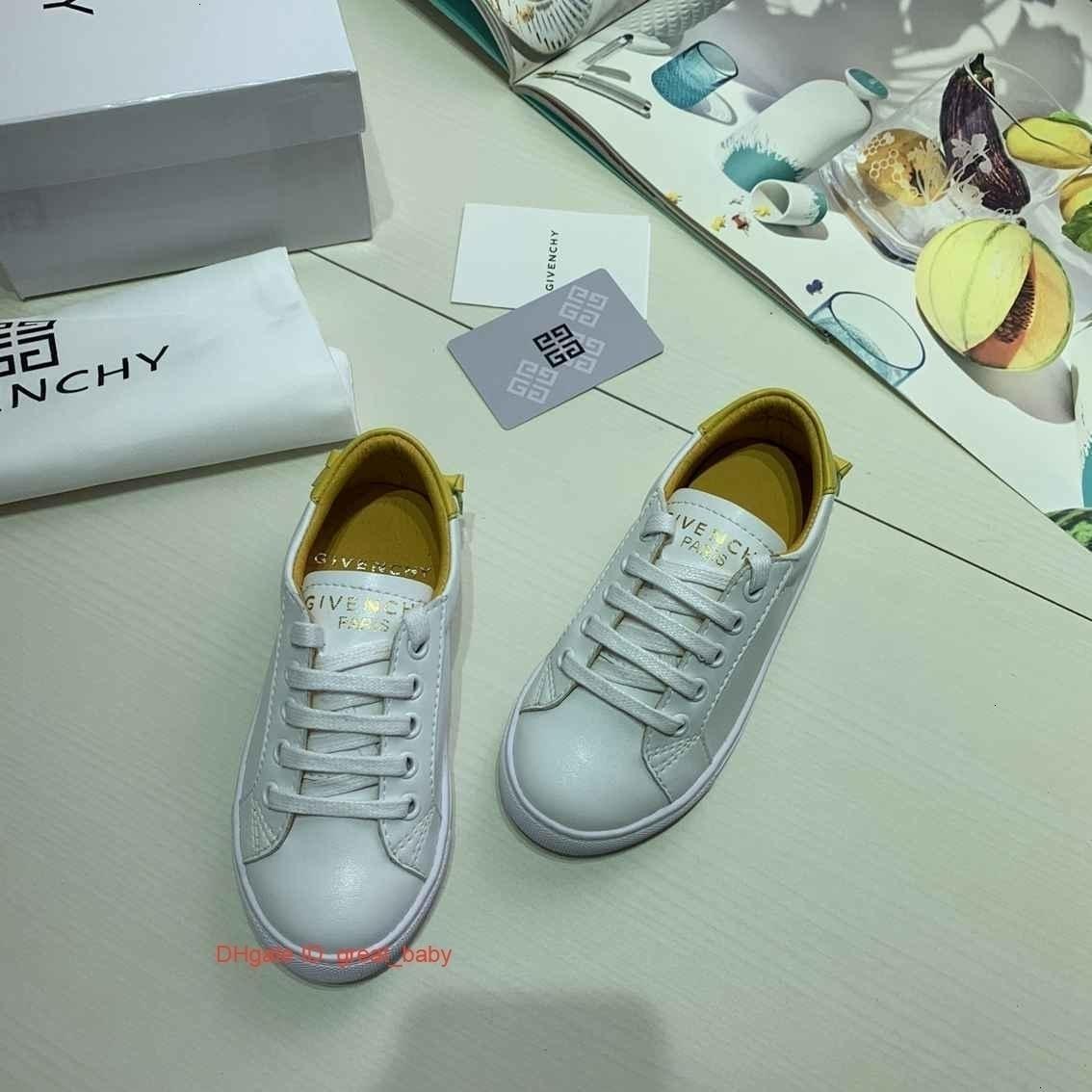 Nuevo diseñador de moda de lujo para niños, zapatos casuales, zapatos para niños coreanos, zapatos deportivos para niños y niñas, suelas de goma, zapatos para niñas 0905
