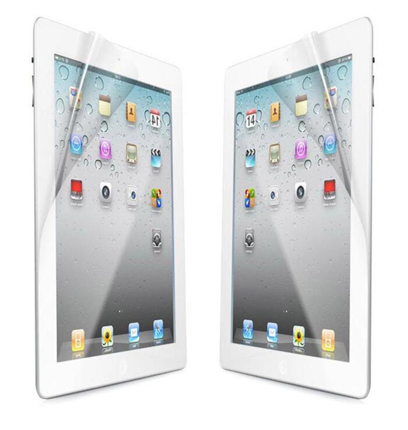 LCD Screen Protector chiaro opaco dello schermo della pellicola della protezione di protezione senza imballaggio al dettaglio per Ipad mini Ipad 2 3 4 5 6 dell'aria