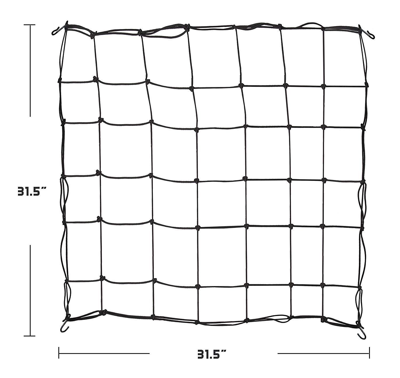 80 * 80cm piante Support Supporto netto gomma elastica Garden Trellis netto Giardino reticolato Fiore per la scalata verdura vite Piante