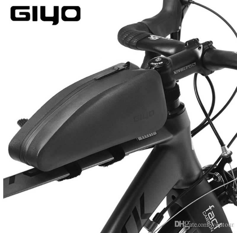 Rainproof bicicleta Bag Frente quadro de bicicleta Bag Tubo bicicleta Triângulo Sacos Panniers boa qualidade frete grátis