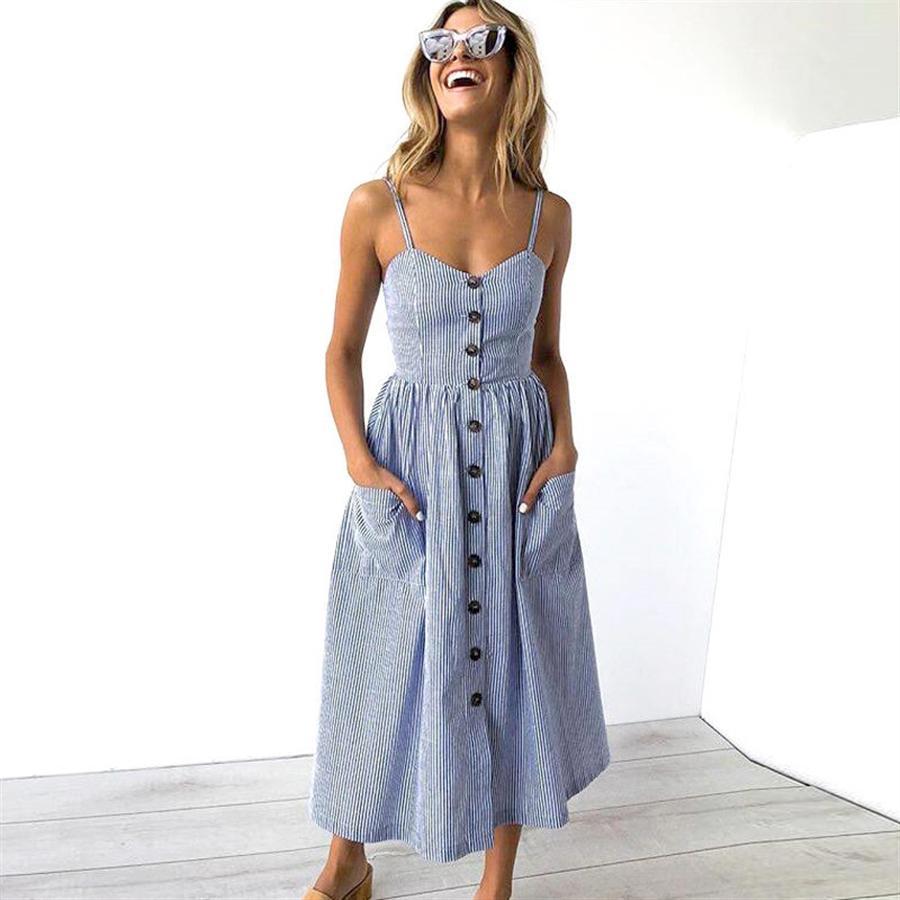 7fWU6 Sexy ropa de gran tamaño cuello botón de solapa manga larga vestidos de remiendo Imprimir vestidos de las mujeres camisa ocasional