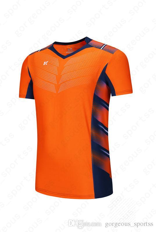 2019 Hot vendas Top qualidade de correspondência de cores de secagem rápida impressão não desapareceu jerseys805 futebol