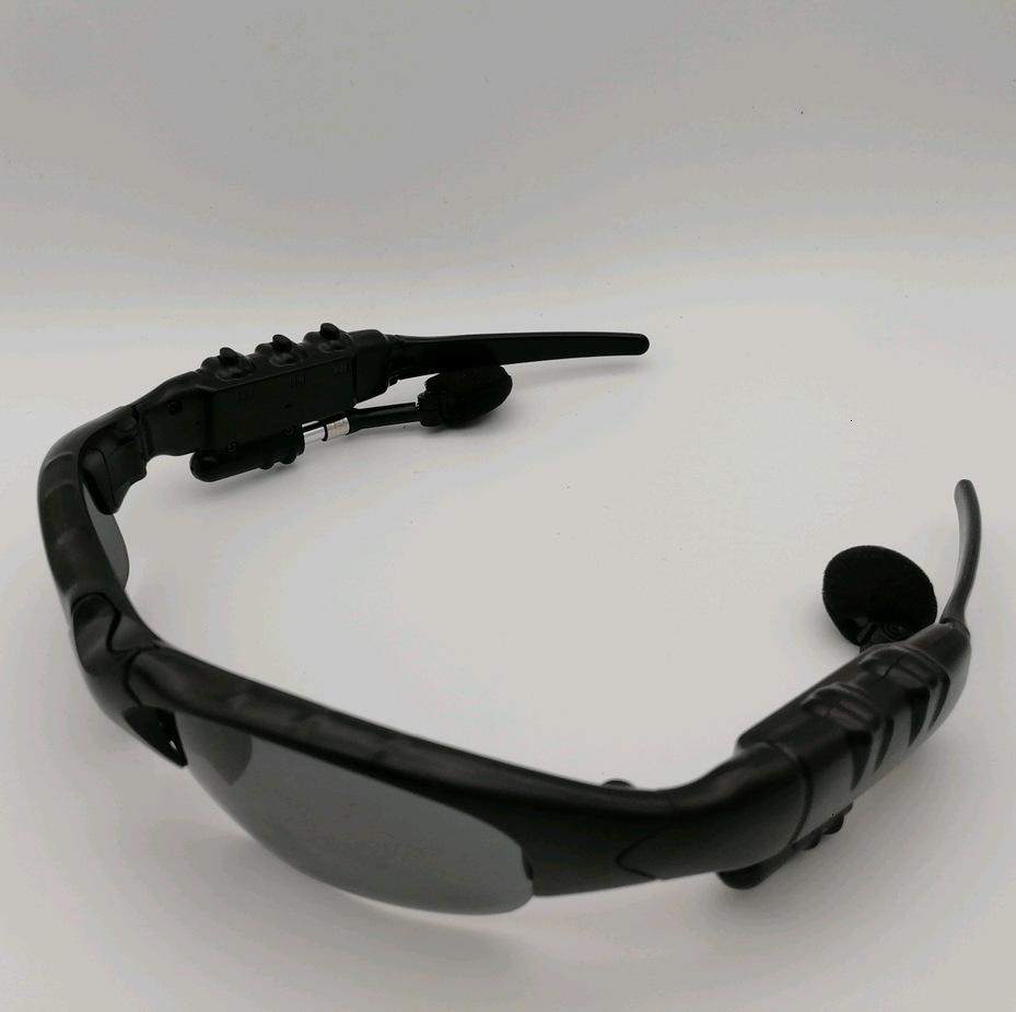 Интеллект Bluetooth гарнитура очки +5,0 Bluetooth Солнцезащитные очки Wireless Motion Bluetooth поляризованный свет очки разведки