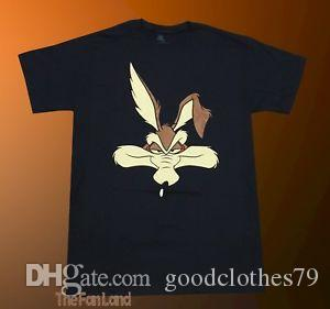 If Wile E Coyote had enough money to buy all that ACME toon retro Funny T-Shirt