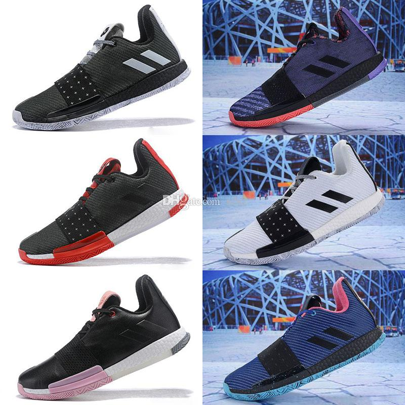 James Harden Vol.3 Basketball Shoes