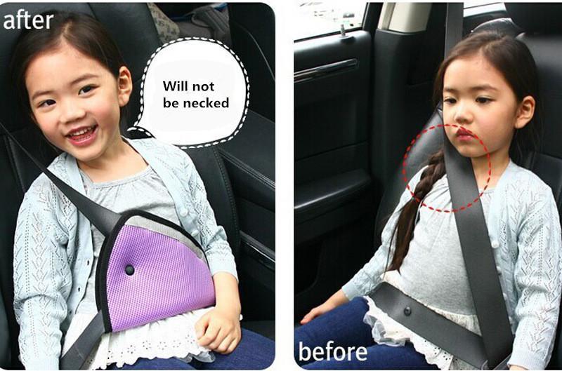 السيارات العالمي صالح الآمن حزام الأمان قوي الضابط السيارة حزام الأمان ضبط جهاز الطفل المثلث حماية الطفل سلامة الطفل للأطفال الطفل