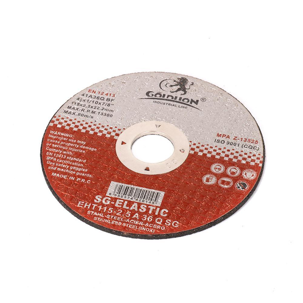 115x2.5x22.2mm Schleifscheibe Metall Trennscheibe Resin Cutter Grinder Trennscheibe Sägeblatt Winkelschleifer Werkzeug