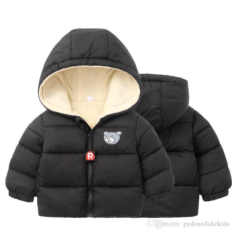 Cappotto da bambino per ragazzi Cappotto per bambini Abbigliamento per bambini Capispalla con cappuccio Abbigliamento per neonate Giacche autunno inverno per giacca a vento per ragazzi