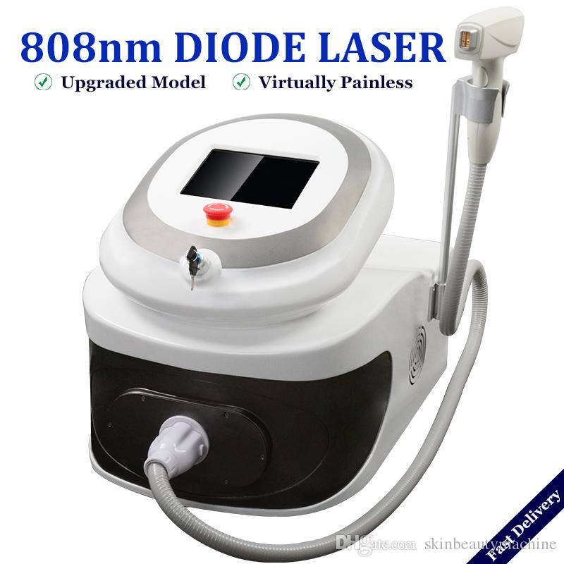 2019 Best Professional Laser Hair Removal Machine 808nm Diode Laser Full Body Hairs Treatment For All Skin Types No No Hair Removal Ipl Laser Skin Rejuvenation Pigmentation Skin Treatment From Skinbeautymachine 3 645 69