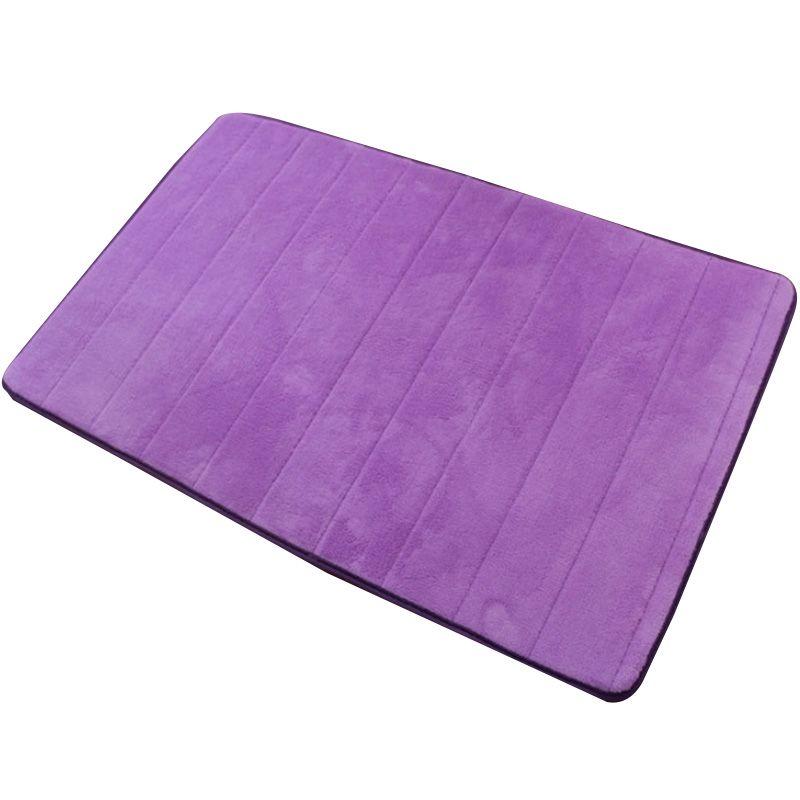 Hot YO-Memory Foam Slow-Rebound Carpet противоскользящий влагопоглощающий коврик для пола в ванной комнате коралловый бархатный коврик