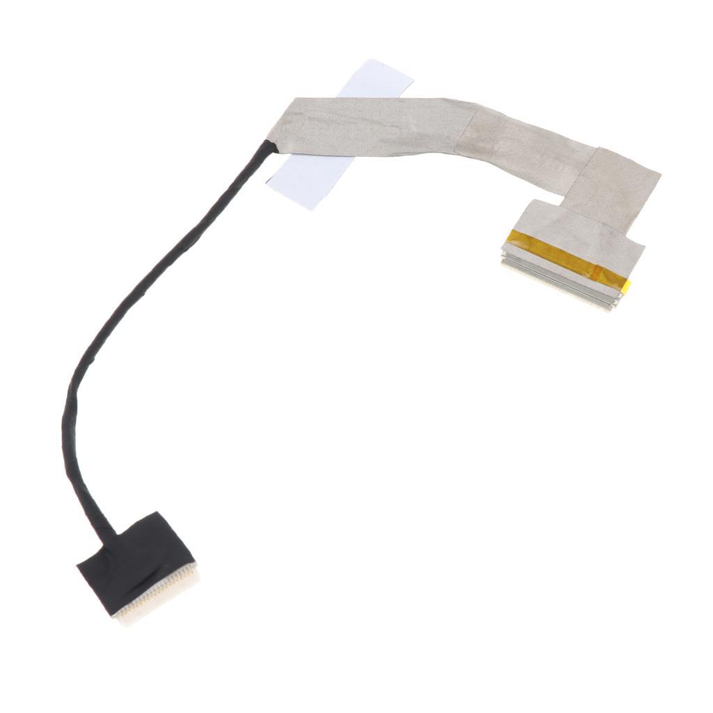 Премиум LVDS LCD Flex видеоэкран кабель шнура питания, совместимый для ASUS EEE PC 1005HA 1001 1015