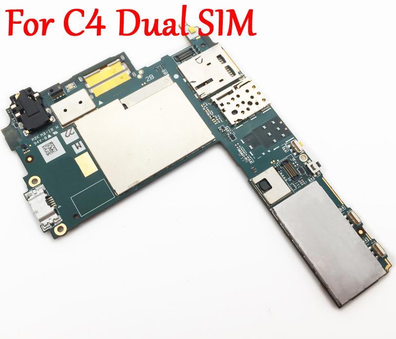 العمل الكامل الأصلي إفتح اللوحة الأم لسوني اريكسون c4 S55T E5333 E5363 المزدوج سيم لوحة الدوائر الإلكترونية المنطق